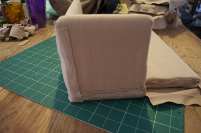 How to make a pouch, purse or wallet. Diy Camera Bag - Step 7