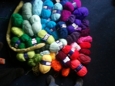 How to make a plushie toy. Amazeballs   Crochet Yoga Balls - Step 1