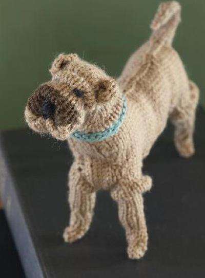 How to make a dog plushie. Shar Pei - Step 12