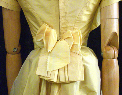 How to make a gown. 1870's Inspired Dress - Step 2