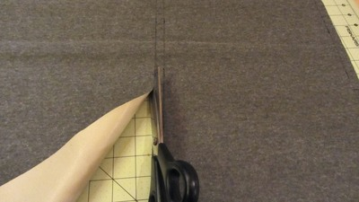 How to sew a bow clutch. Bow Clutch - Step 2