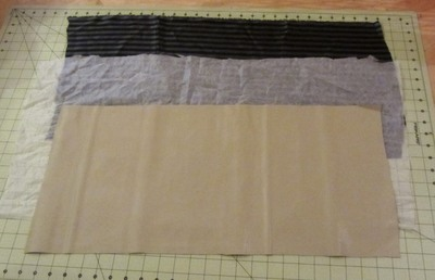 How to sew a bow clutch. Bow Clutch - Step 3