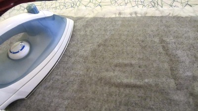 How to sew a bow clutch. Bow Clutch - Step 4