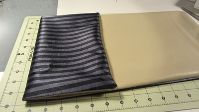 How to sew a bow clutch. Bow Clutch - Step 7