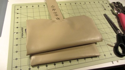 How to sew a bow clutch. Bow Clutch - Step 15