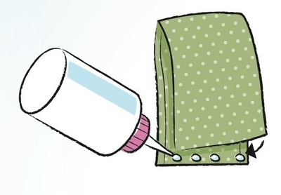 How to make a food plushie. Bod Plushie - Step 4