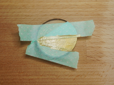 How to make a wooden brooch. Geometric Brooch - Step 5
