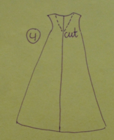 How to make a dressing gown. Dressing Gown - Step 5