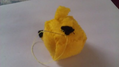 How to make a Pokemon plushie. Cubed Pikachu Plushie! - Step 15