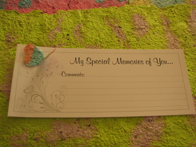 How to make a notecard letter. Seed/Plantable Paper! - Step 5