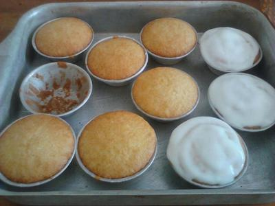 How to bake a muffin. Easy Delicious Muffins - Step 6