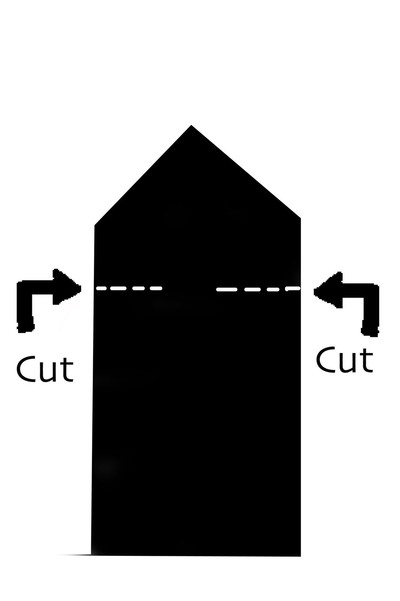 How to make a clutch. Cat Clutch - Step 4