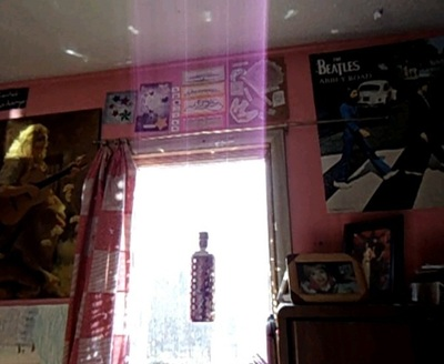 How to make a sun catcher. Add Unique Lighting To A Room - Step 6