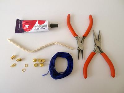 How to make a hardware bracelet. Diy Hardware Bracelets - Step 1