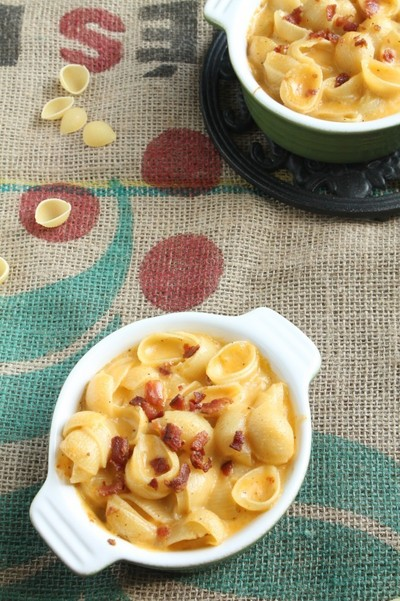 How to cook macaroni cheese. Hard Apple Cider Mac And Cheese (With Bacon!)  - Step 7