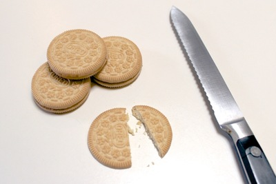How to make decorative cookies. Taco Cookies - Step 3
