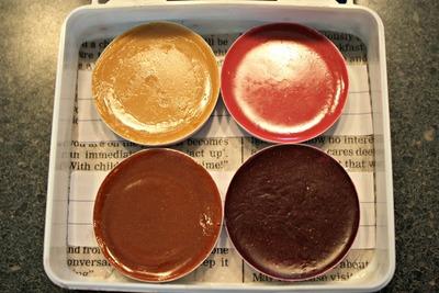 How to make a lip gloss. Make A Lip Palette - Step 17
