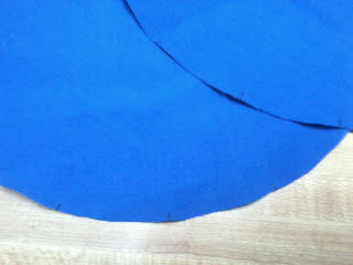 How to make a vinyl record purse. Vinyl Record Bag Step By Step - Step 5