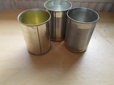 How to make a pot. Pen Pot - Step 1