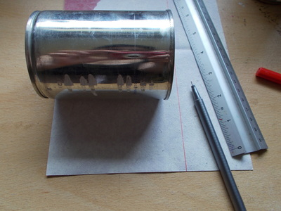 How to make a pot. Pen Pot - Step 3