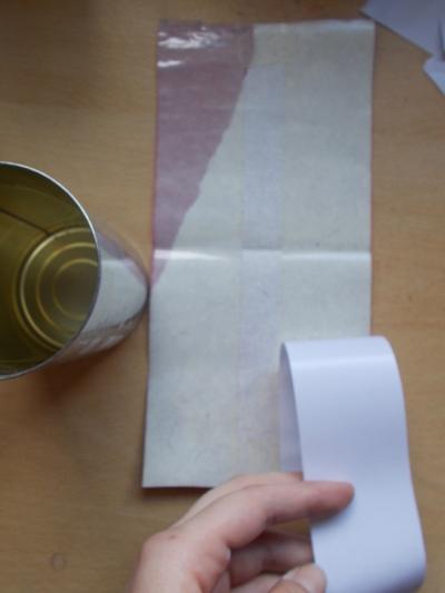 How to make a pot. Pen Pot - Step 4
