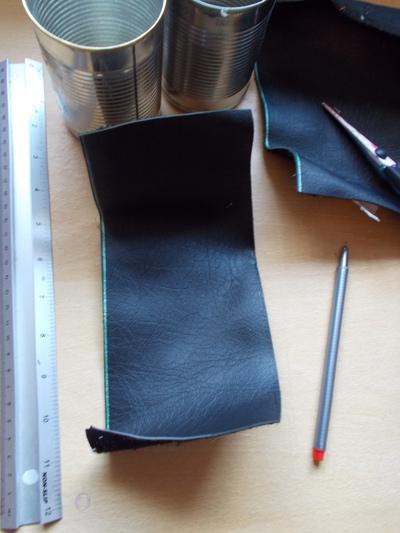 How to make a pot. Pen Pot - Step 5