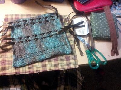 How to make a zipper pouch. Makeup Pouch/ Pencil Case - Step 2
