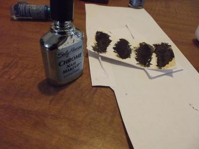 How to make a tiara / crown. Elven Crown - Step 4