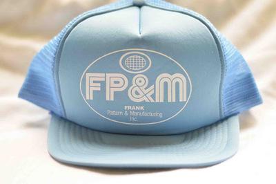 How to make a baseball cap. Trucker Hat Redo - Step 1
