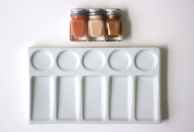 How to make a drawer organizer. Candy Colored Diy Jewelry Display  - Step 1