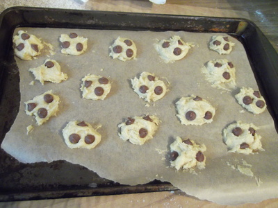 How to bake a cookie cupcake. Cookie Cuppycakes - Step 14