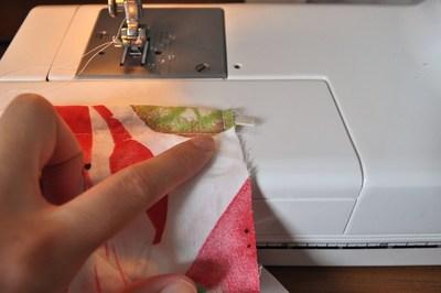How to make a strapless dress. Tube Sun Dress - Step 9