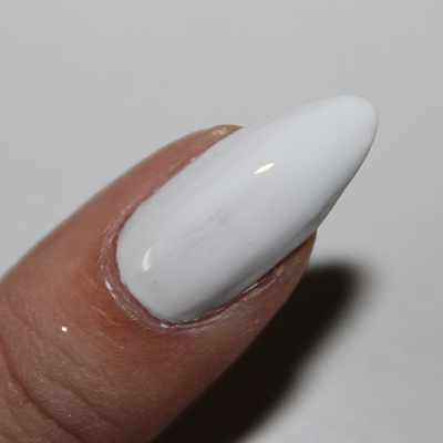 How to paint a geometric nail manicure. Neon Geometric Nails - Step 1