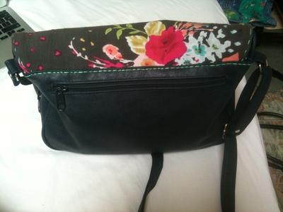 How to make a handbag. Revamped Bags! - Step 3