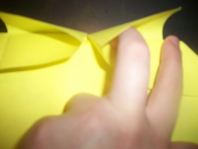 How to make an envelope. Heart Envolope - Step 12