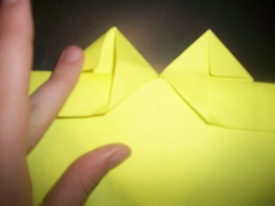How to make an envelope. Heart Envolope - Step 15