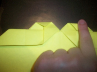 How to make an envelope. Heart Envolope - Step 16