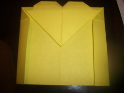 How to make an envelope. Heart Envolope - Step 19