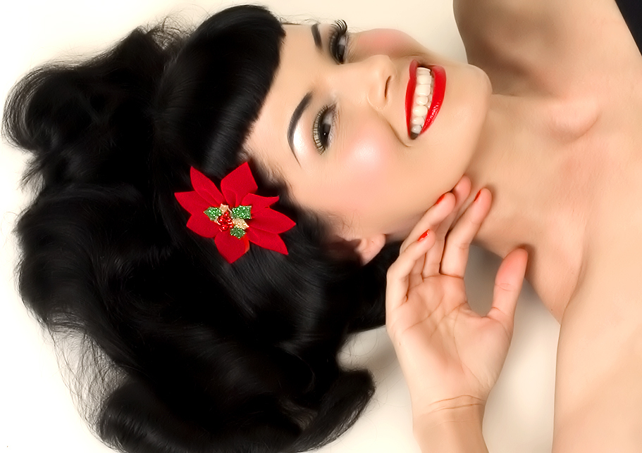 Beauty Tips From Pin Up Girls