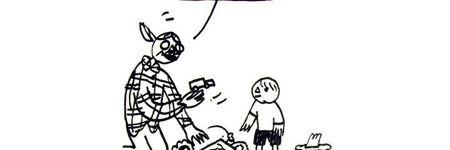 Paper Muncher Comic Strip
