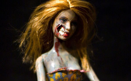 Barbie Of The Undead