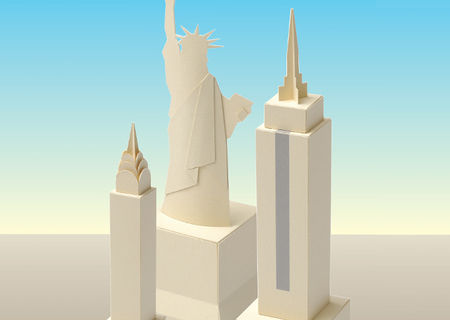 Paper New York