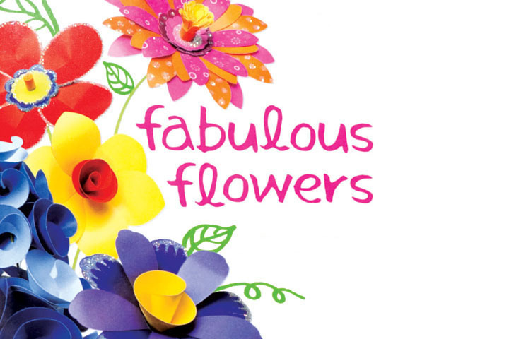 fabulous flowers in snippets magazine issue 24 the japan