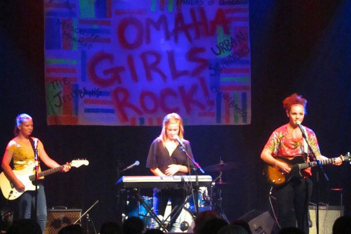 Omaha Girls Rock