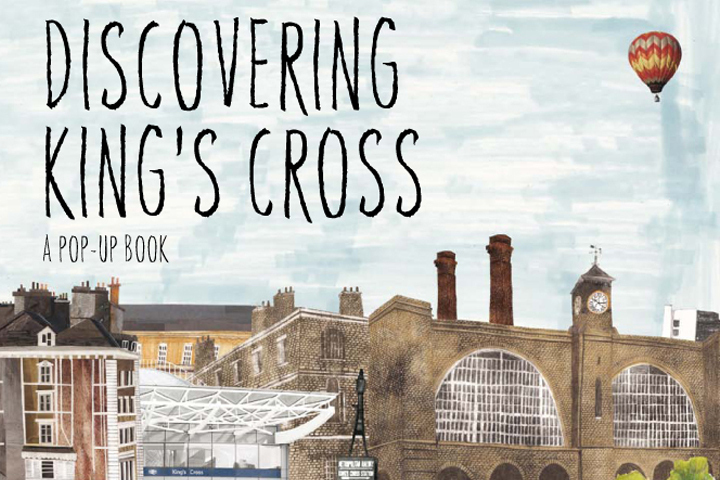 Discovering Kings Cross