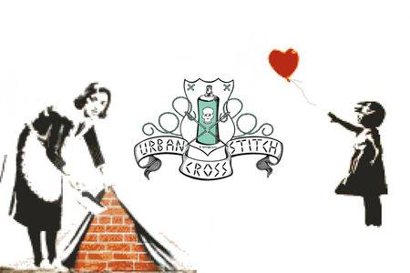 Urban Cross Stitch