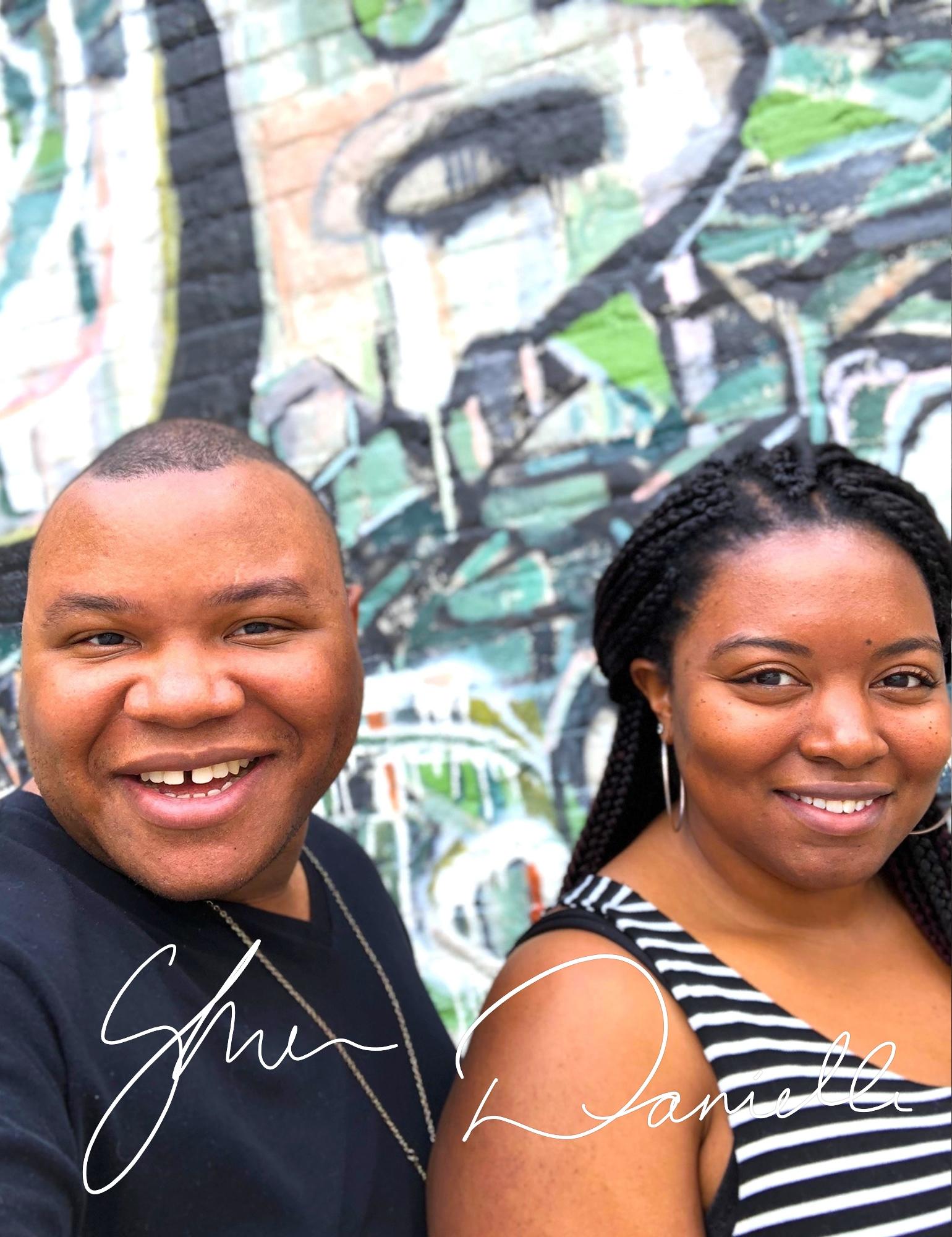 Danielle & Sherród