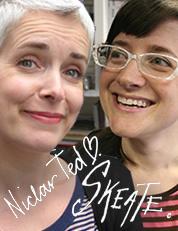 Nicola Tedman & Sarah Skeate