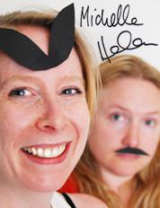Helen Parker & Michelle Tracey