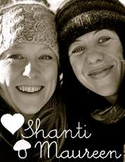 Shanti and Maureen
